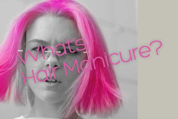 白髪染めで使われるヘアマニキュアとはどんなヘアカラー剤なのか?すべてを解説