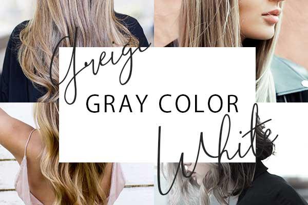 白髪染めに透明感を求めるのは間違い?白髪の量で仕上がりも全然変わる