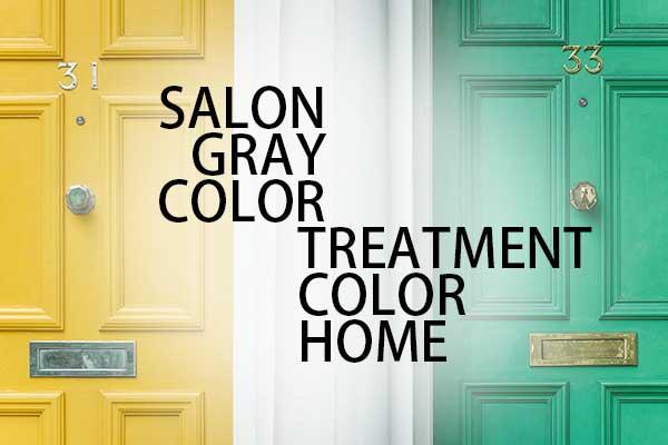 美容室での白髪染めと自宅での白髪染めトリートメントを併用するときに知っておいてほしい事