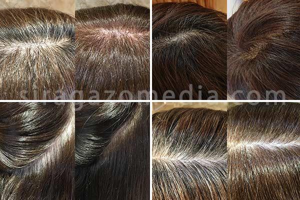 白髪が染まらない原因と白髪染めのコツを紹介